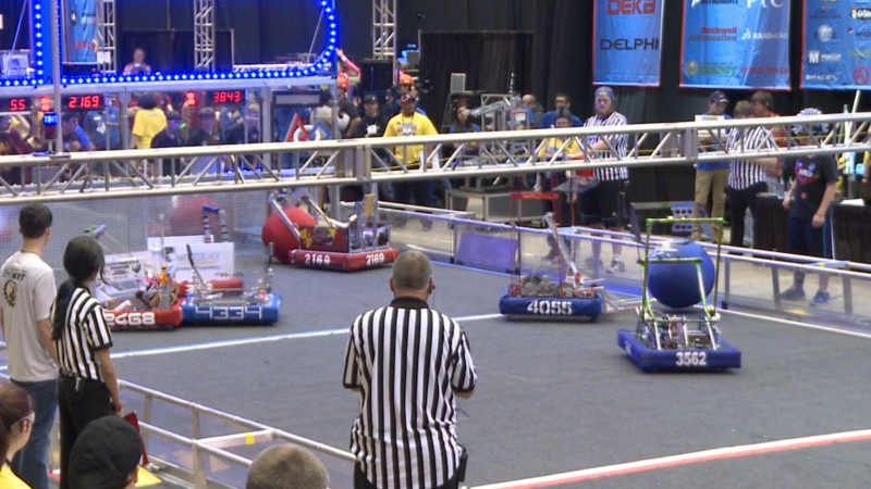 An Exposition on Robotics Competitions