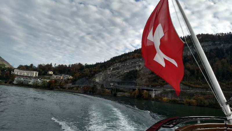 Switzerland Decal Lectures
